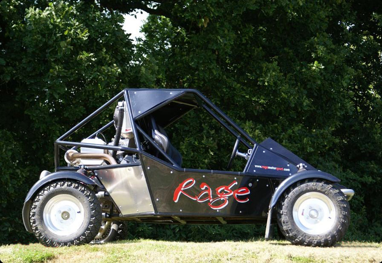 Rage Motorsport NA About Rage Buggies in the USA